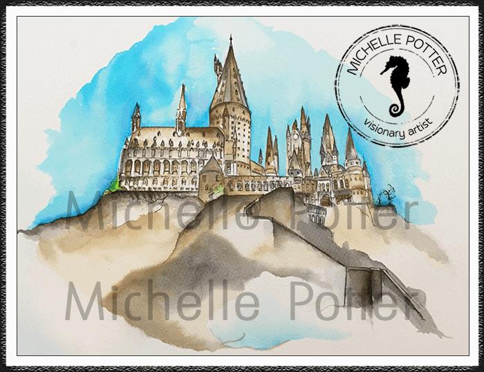 Commissioned_Art_Paints_Michelle_Potter_Hogwarts_Large