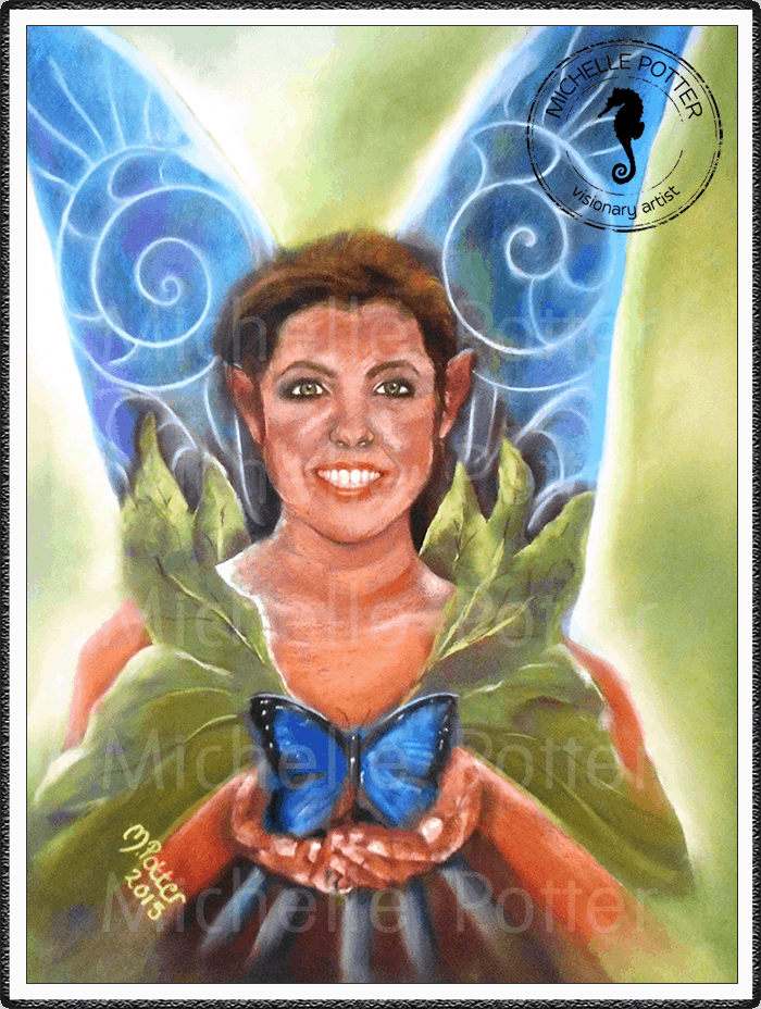 Commissioned_Art_Pastels_Michelle_Potter_Fantasy_Art_Elf_Butterfly_Large