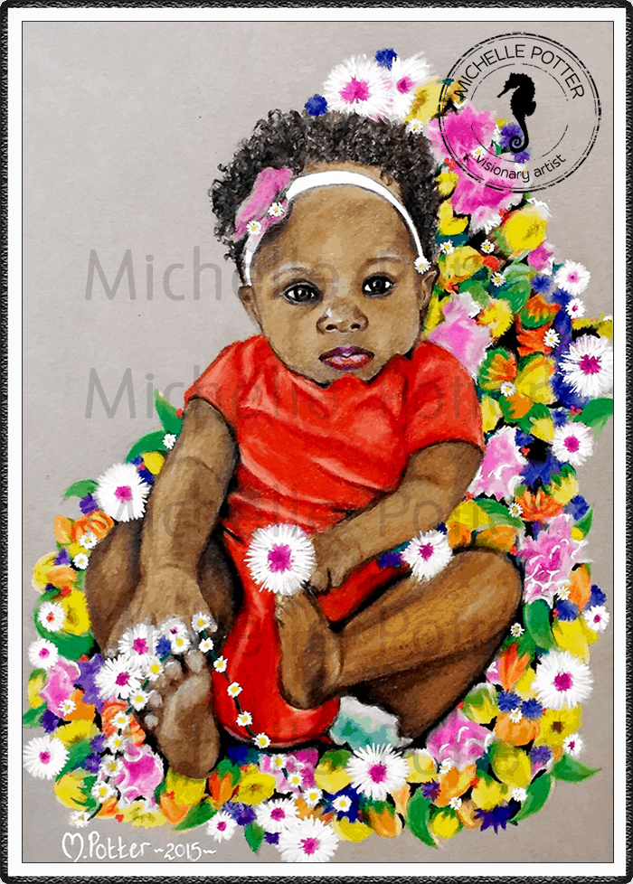Commissioned_Art_Pencils_Michelle_Potter_Baby_DVegas_Large