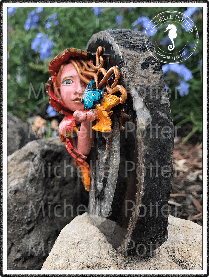 Crystal_Creations_Polymer_Clay_Lysandra_Brown_Agate_Geode_Large