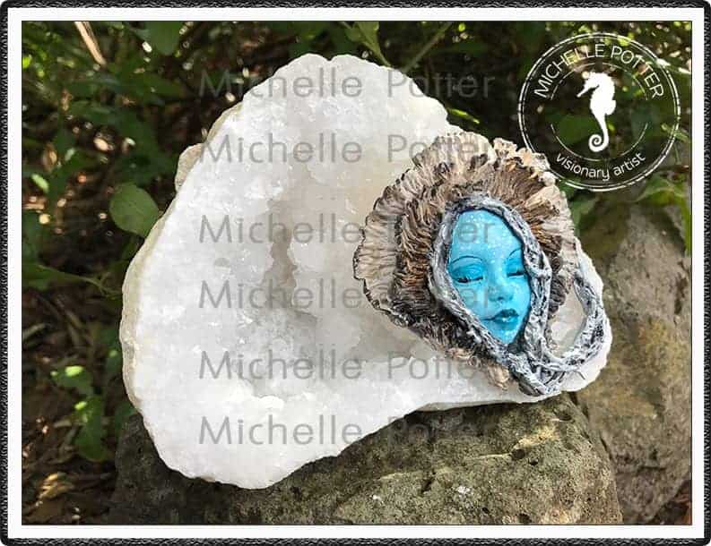 Crystal_Creations_Polymer_Clay_Neva_Clear_Quartz_Geode_Large