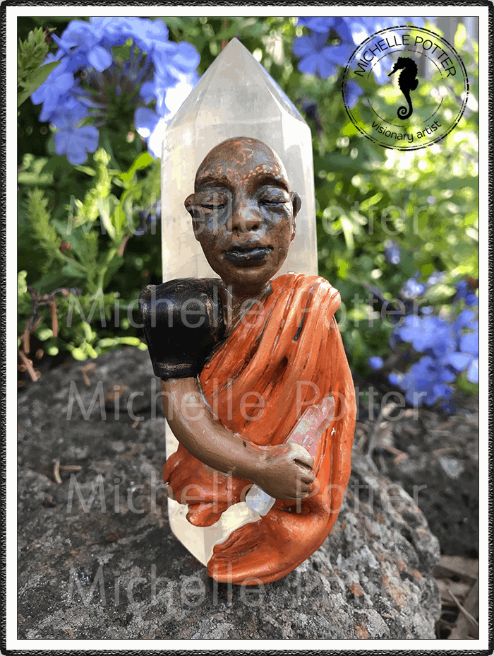 Crystal_Creations_Polymer_Clay_Shiloh_Golden_Calcite_Singing_Quartz_Crystal_Large