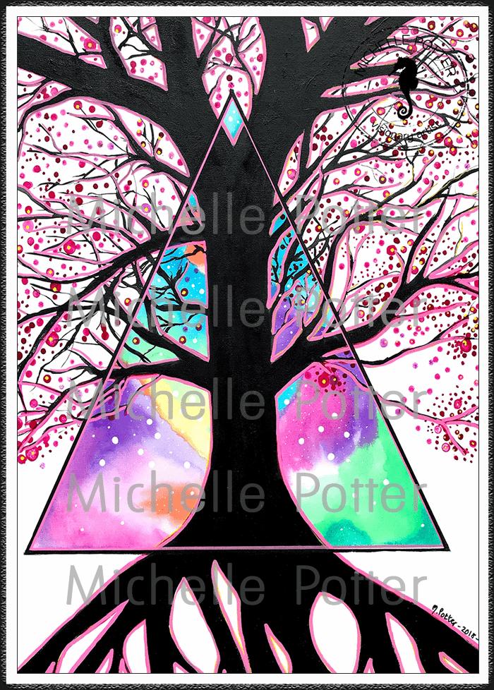 Intuitive_Art_Paints_Michelle_Potter_Beyond_The_Veil_Large