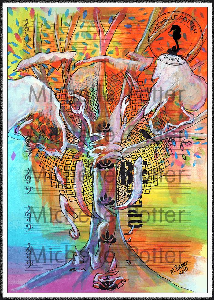 Intuitive_Art_Paints_Michelle_Potter_Elephant_Song_Large
