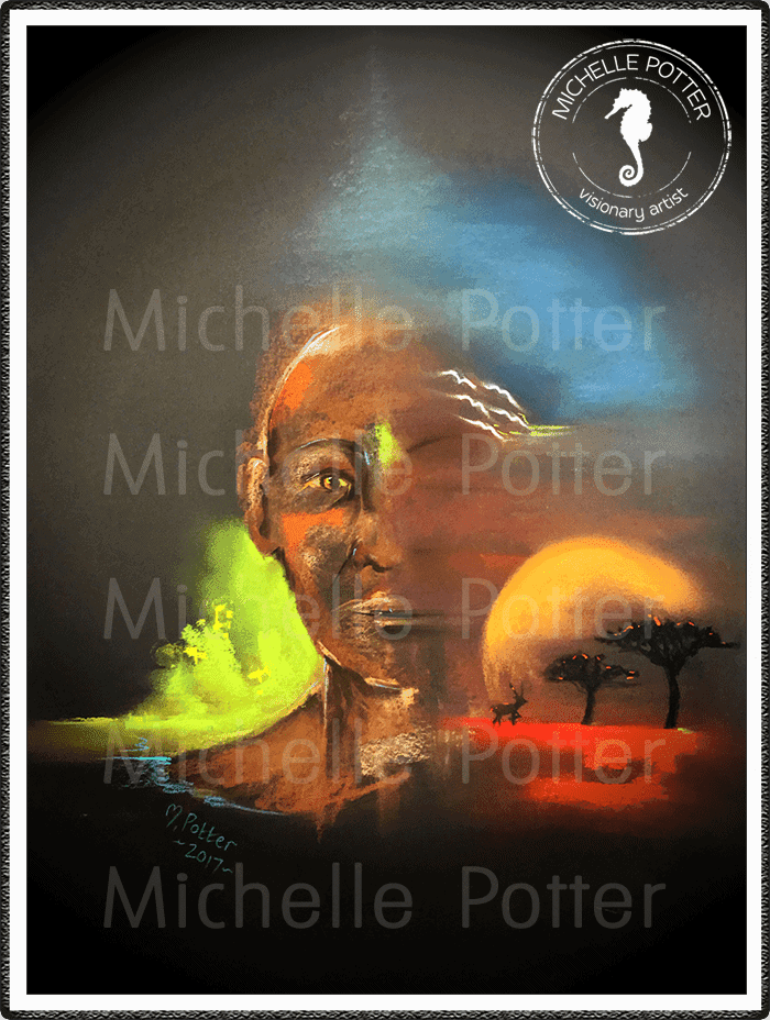 Intuitive_Art_Pastels_Michelle_Potter_African_Sunset_Large