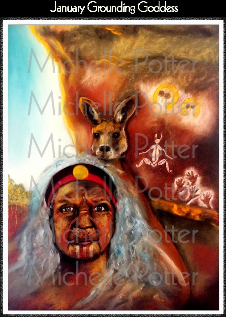 January_2017_Grounding_Goddess_Spirit_Art_Large