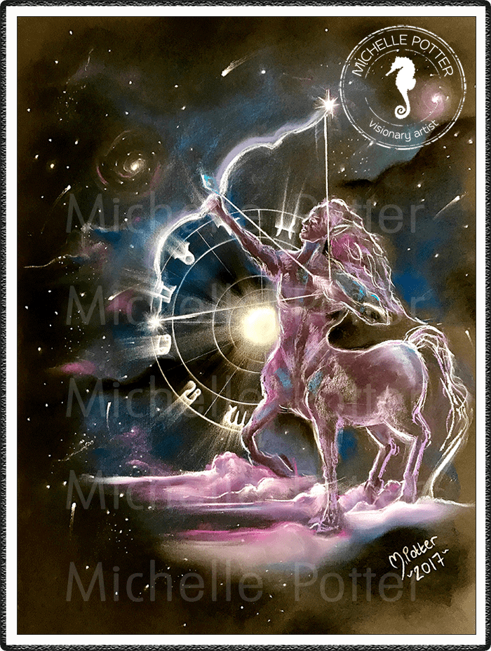 Spirit_Guide_Art_Michelle_Potter_Centaur_Large
