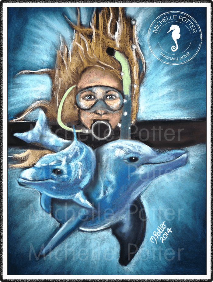 Spirit_Guide_Art_Michelle_Potter_Dolphins_Large