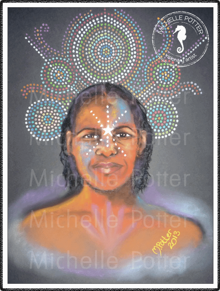 Spirit_Guide_Art_Michelle_Potter_Dreamtime_Large