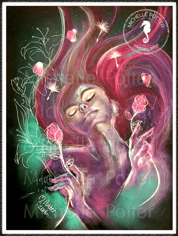 Spirit_Guide_Art_Michelle_Potter_Essence_Goddess_Large