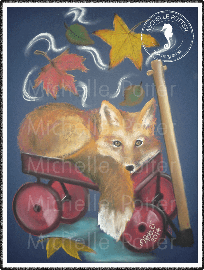 Spirit_Guide_Art_Michelle_Potter_Fox_Large