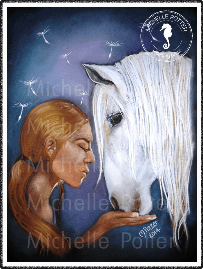Spirit_Guide_Art_Michelle_Potter_Horse_Whisperer_Large
