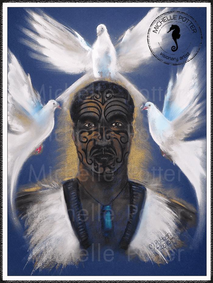 Spirit_Guide_Art_Michelle_Potter_Kevin_Doves_Large