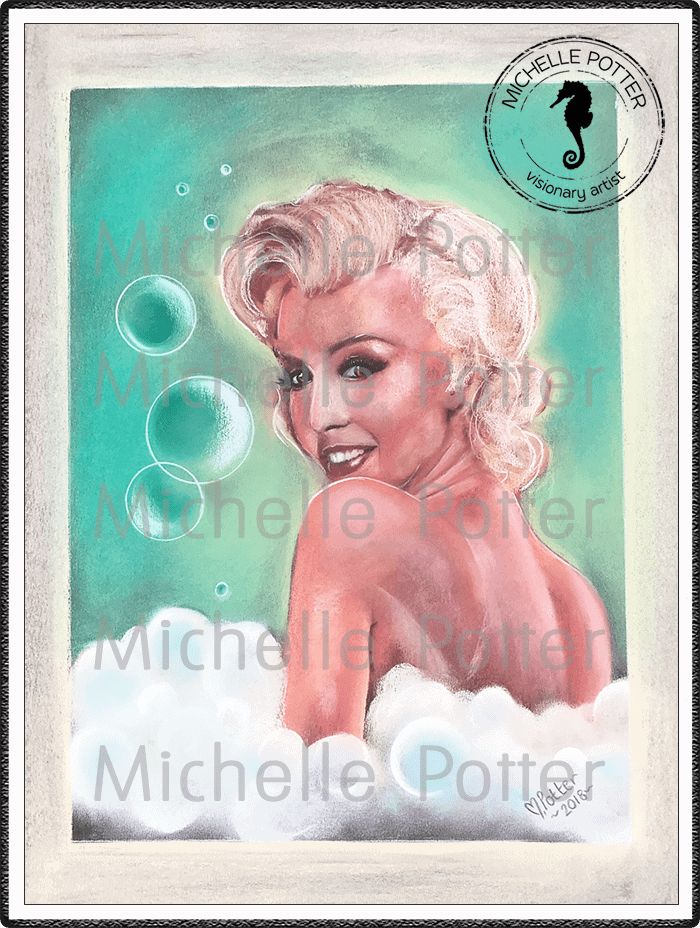 Spirit_Guide_Art_Michelle_Potter_Marilyn_Munroe_Large