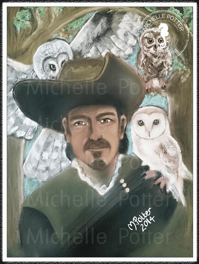 Spirit_Guide_Art_Michelle_Potter_Musketeer_Owls_Large