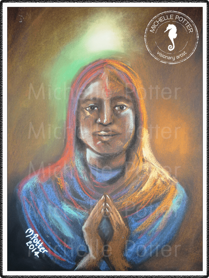 Spirit_Guide_Art_Michelle_Potter_Namaste_Large