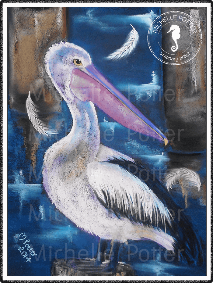 Spirit_Guide_Art_Michelle_Potter_Pelican_Large