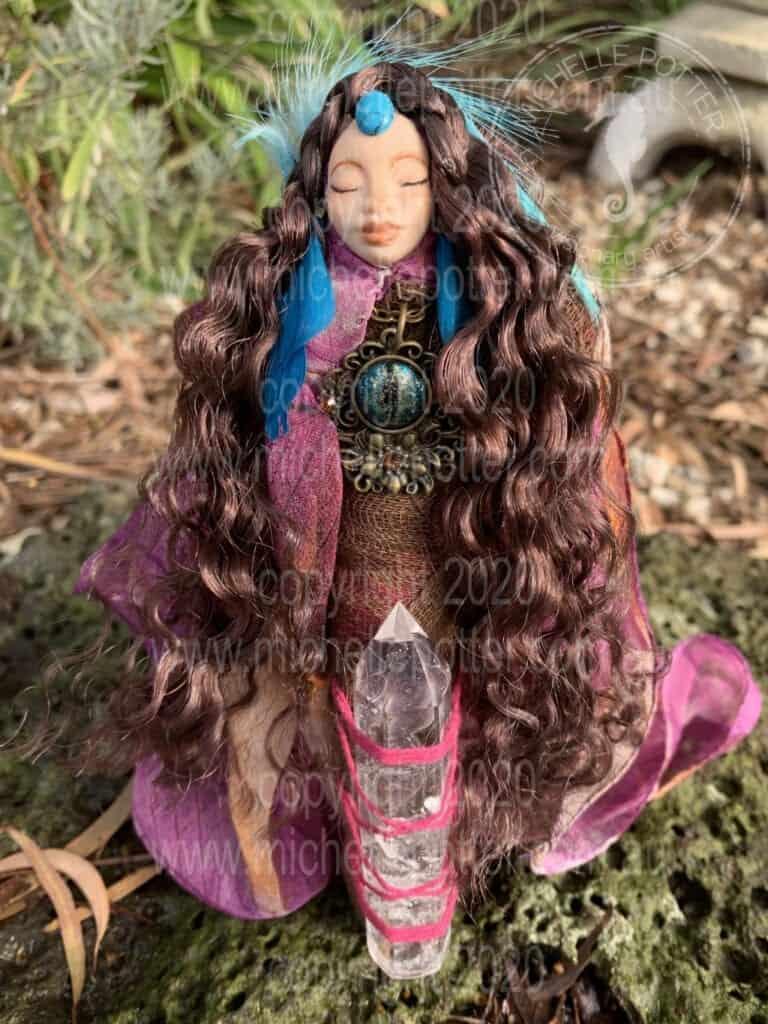 Dragon Reiki Doll watermarked