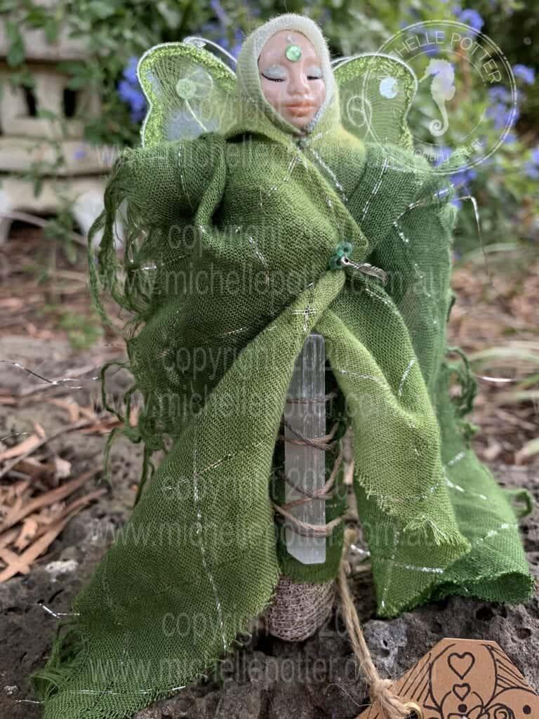 Spirit doll Born 21_3_2019 Michelle Potter Artist